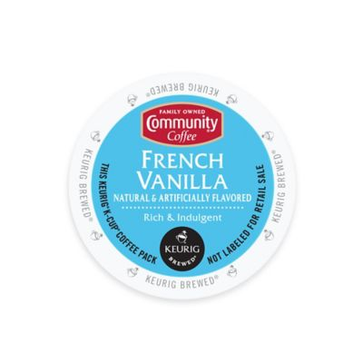 Keurig® K-Cup® Pack 18-Count Community Coffee® French Vanilla