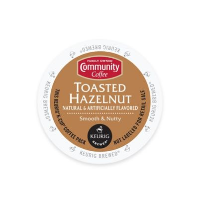 Keurig® K-Cup® Pack 18-Count Community Coffee® Hazelnut