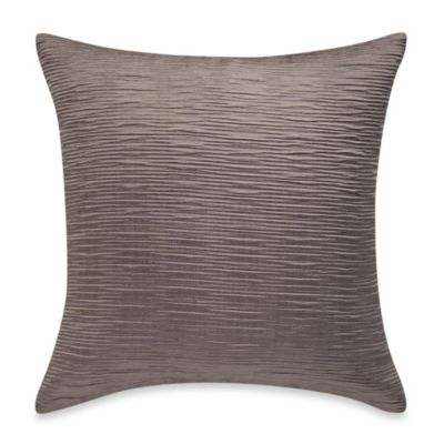 MYOP Sonoma Square Throw Pillow Cover in Taupe