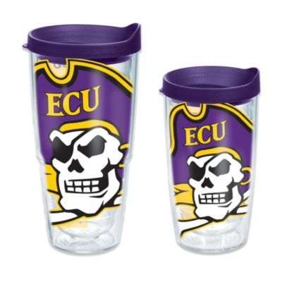 Tervis® East Carolina University 16 oz. Wrap Tumbler with Lid