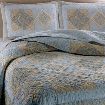 Laura Ashley® Barrington Twin Quilt