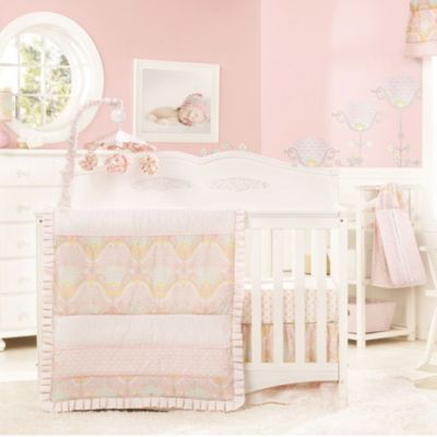 Dena™ Lily 4-Piece Crib Bedding Set
