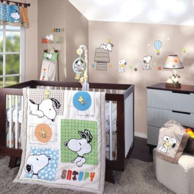 Lambs & Ivy 5-Piece Crib Bedding
