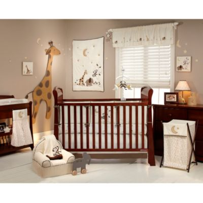 NoJo® Dreamy Nights 4-Piece Crib Bedding Set