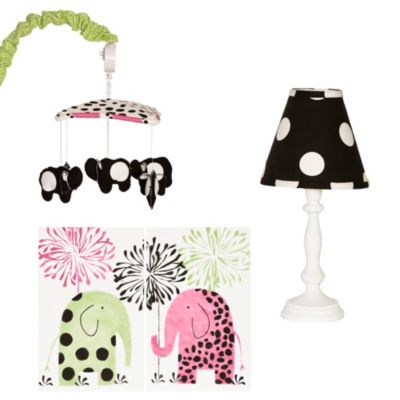 Cotton Tale Designs Hottsie Dottsie Decor Kit
