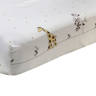 NoJo® Dreamy Nights Crib Bedding Collection > NoJo® Dreamy Nights Fashion Crib Sheet