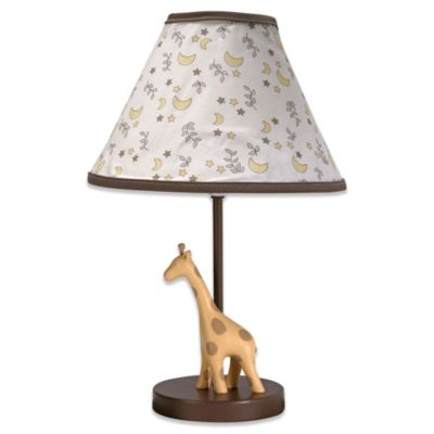 NoJo® Dreamy Nights Lamp with Shade