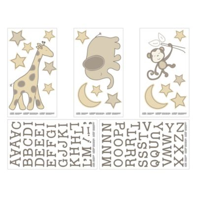 Baby Self Adhesive Wall Decals