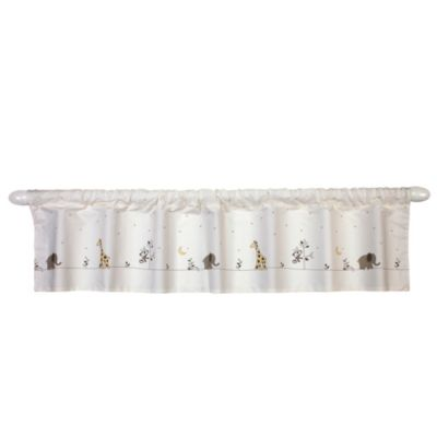 NoJo® Dreamy Nights Window Valance