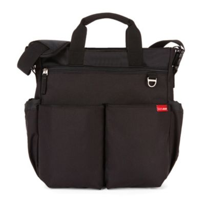 SKIP*HOP® Duo Signature Diaper Bag in Black