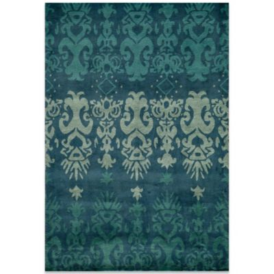 Momeni Habitat 2-Foot x 3-Foot Rug in Blue
