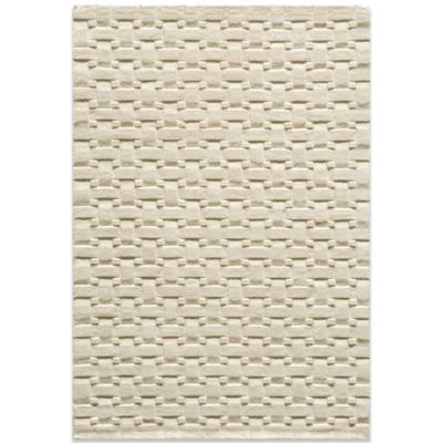 Momeni Metro 2-Foot 3-Inch x 3-Foot 9-Inch Ivory Rug