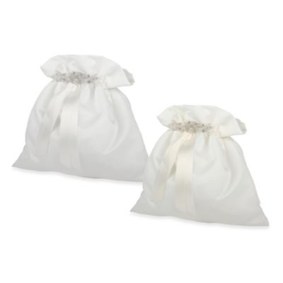Ivy Lane Design Adriana Money Bag in White