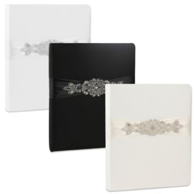Ivy Lane Design Adriana Memory Book in Black