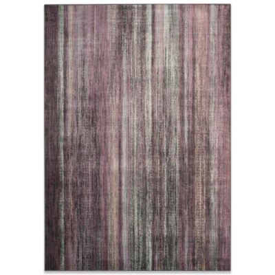 "Safavieh Vintage Ombre 4' x 5'7"" Accent Rug in Charcoal"