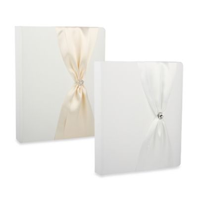 Ivy Lane Design™ Nostalgia Memory Book in Ivory