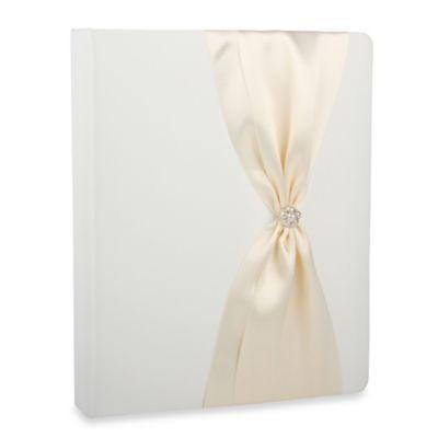 Ivy Lane Design™ Nostalgia Memory Book in Ivory