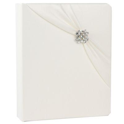 Ivy Lane Design Garbo Memory Book in Ivory