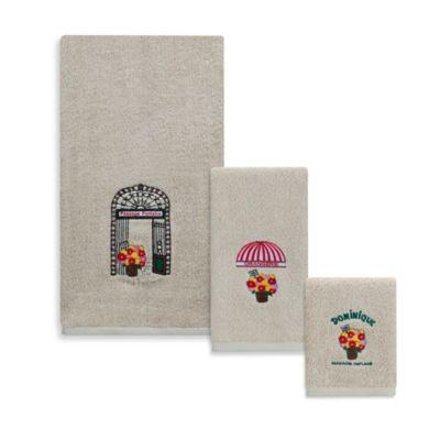 Creative Bath™ Rue Di Rivoli Resin Bath Towel