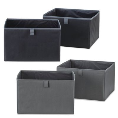 Studio 3B Drawers (Set of 2) in Black