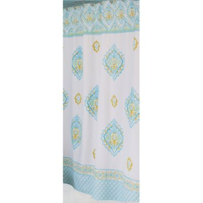 Diamond 72-Inch x 72-Inch Shower Curtain