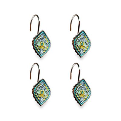 Dena™ Home Diamond Shower Curtain Hooks (Set of 12)