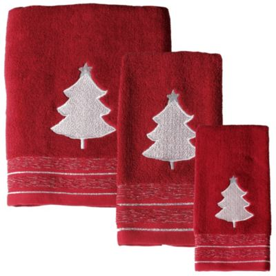 Winter Wonderland Bath Towel