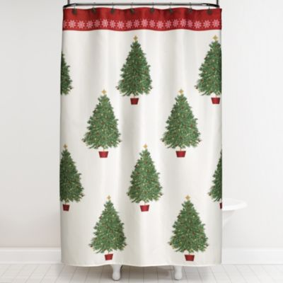 buy tree shower curtain from bed bath amp beyond tree brown 70 inch x 72 inch fabric shower curtain