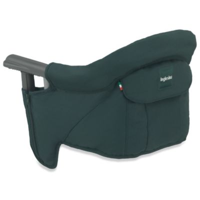 High Chairs > Inglesina Fast Table Chair in Dark Green