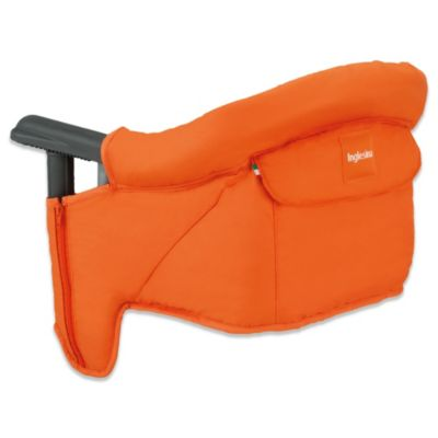 Inglesina Fast Table Chair in Orange
