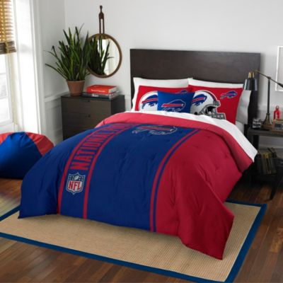 NFL Buffalo Bills Full Embroidered Comforter Set