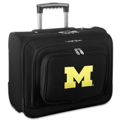 University of Michigan 14-Inch Laptop Overnighter
