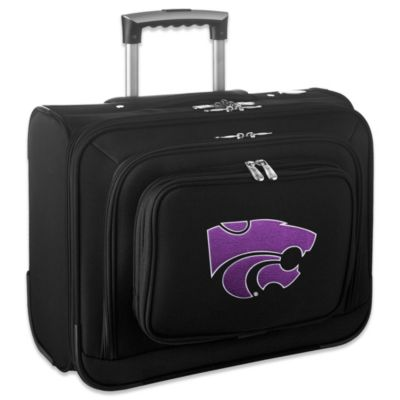 Kansas State University 14-Inch Laptop Overnighter