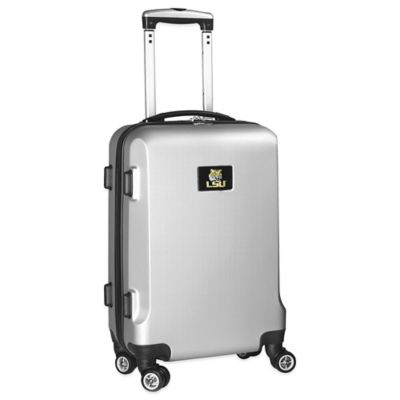 LSU 20-Inch Hardside Carry On Spinner