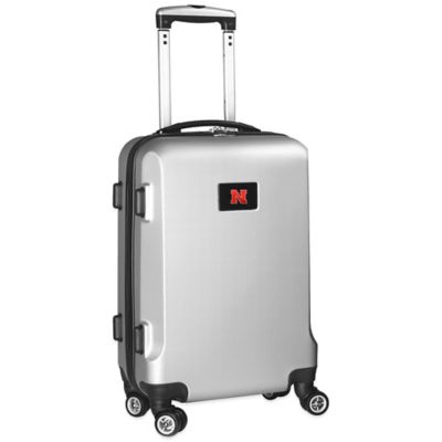 University of Nebraska 20-Inch Hardside Carry On Spinner