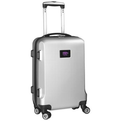 Kansas State University 20-Inch Hardside Carry On Spinner