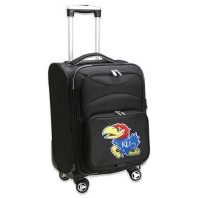 University of Kansas 20-Inch Carry On Spinner