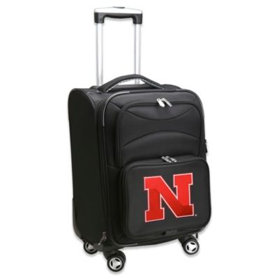 University of Nebraska 20-Inch Carry On Spinner