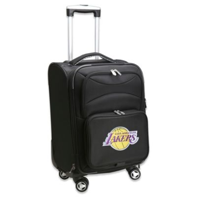 NBA Los Angeles Lakers 20-Inch Carry On Spinner