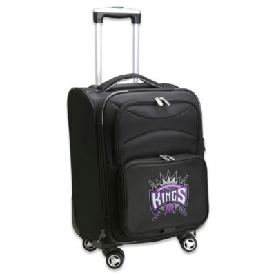 NBA Sacramento Kings 20-Inch Carry On Spinner
