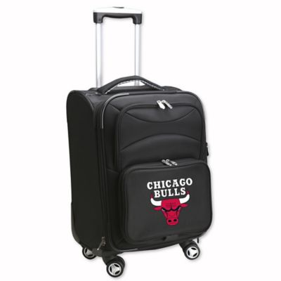 NBA Chicago Bulls 20-Inch Carry On Spinner
