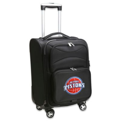 NBA Detroit Pistons 20-Inch Carry On Spinner