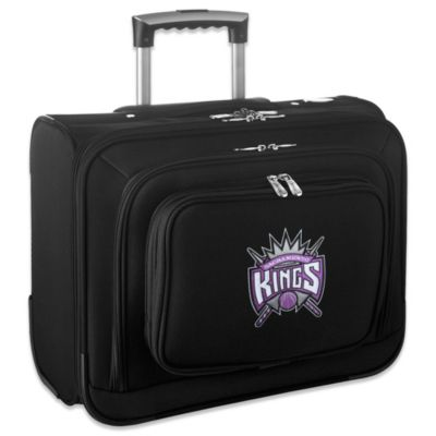 NBA Sacramento Kings 14-Inch Laptop Overnighter