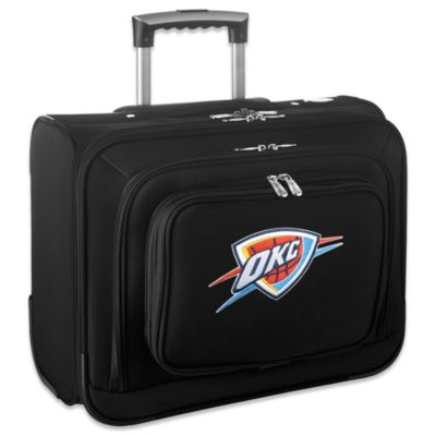 NBA Oklahoma City Thunder 14-Inch Laptop Overnighter
