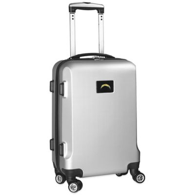 NFL San Diego Chargers 20-Inch Hardside Carry On Spinner