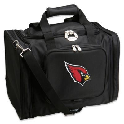 NFL Arizona Cardinals 22-Inch Black Travel Duffel