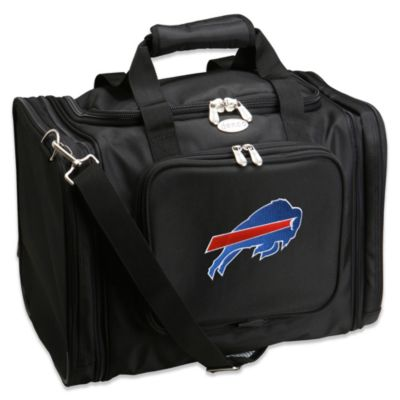 NFL Buffalo Bills 22-Inch Black Travel Duffel