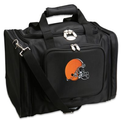 NFL Cleveland Browns 22-Inch Black Travel Duffel