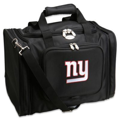 NFL New York Giants 22-Inch Black Travel Duffel