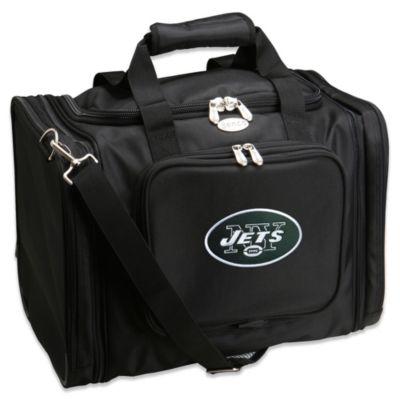 NFL New York Jets 22-Inch Black Travel Duffel